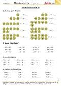 Multiplikation | Aduis