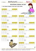 Äquivalenzumformungen bei Gleichungen  Lösen von