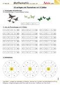addition arbeitsbl tter mathematik rechenoperationen. Black Bedroom Furniture Sets. Home Design Ideas