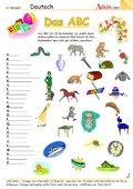 erste Wörter/Sätze - Arbeitsblätter | Deutsch | Schreiben