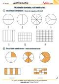bruch und dezimalzahlen arbeitsbl tter mathematik zahlenarten. Black Bedroom Furniture Sets. Home Design Ideas