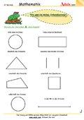 raumorientierung arbeitsbl tter mathematik geometrie. Black Bedroom Furniture Sets. Home Design Ideas