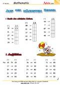 Orientierung ZR 100 - Arbeitsblätter | Mathematik | Aufbau der ...