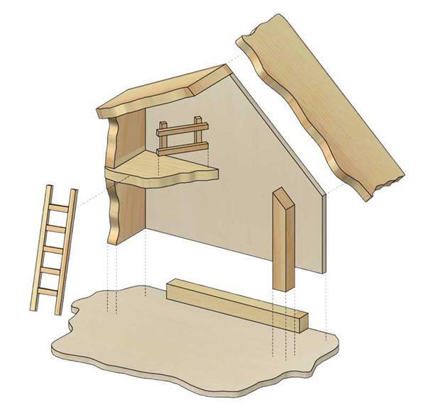 weihnachtskrippe erzgebirge werkpackungen von 7 12 jahren. Black Bedroom Furniture Sets. Home Design Ideas