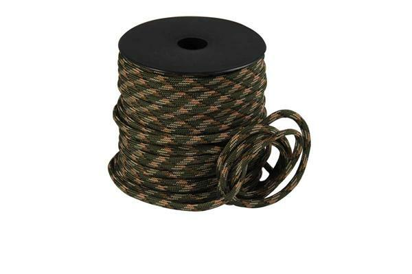Paracord 4 mm - 40 m, army