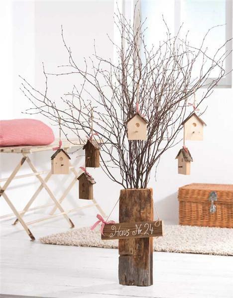 buch deko ideen natur kreatives gestalten floristik. Black Bedroom Furniture Sets. Home Design Ideas