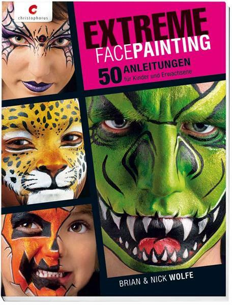 Buch - Extrem Facepainting