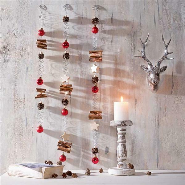 Buch Holzdeko Für Winter Weihnachten