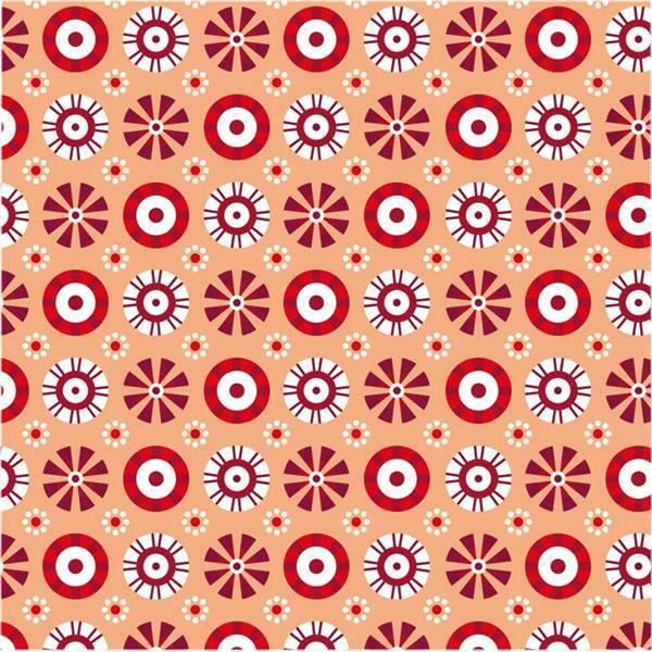 faltbl tter mit motiven 15 x 15 cm rot papier und karton faltbl tter. Black Bedroom Furniture Sets. Home Design Ideas