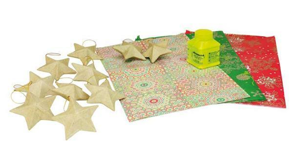 decopatch set weihnachten papier und karton decopatch
