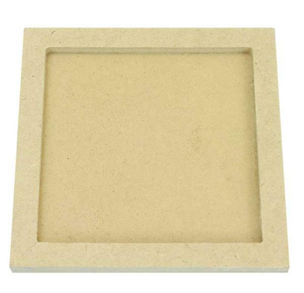 Mosaik untersetzer quadrat 110 x 110 mm kreatives gestalten mosaiksteine und zubeh r - Mosaiksteine spiegel ...
