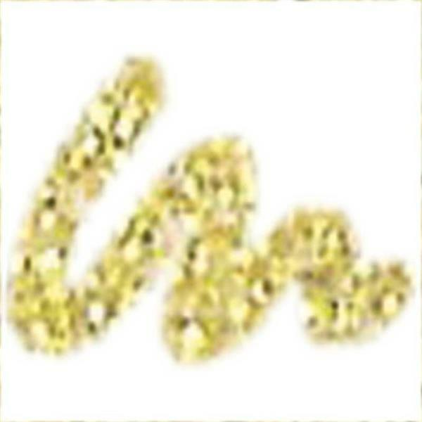 PicTixx Kerzenpen - 29 ml, Glitter-gold