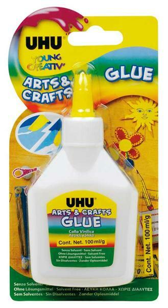 UHU Arts & Crafts Glue, 100 ml