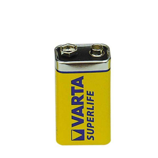 Batterie Varta 9 V - Superlife Block