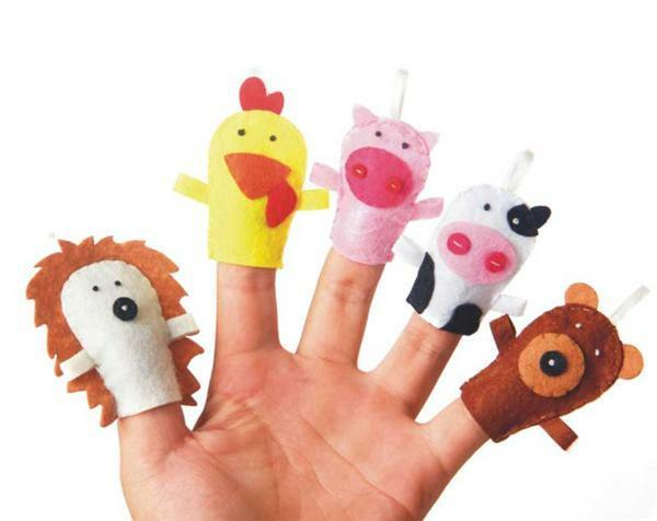 Bastelset Filz Fingerpuppen Online Kaufen