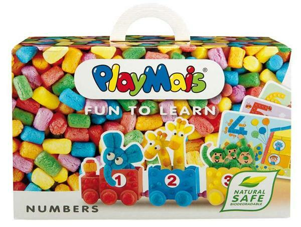 PlayMais - Fun to learn, numbers
