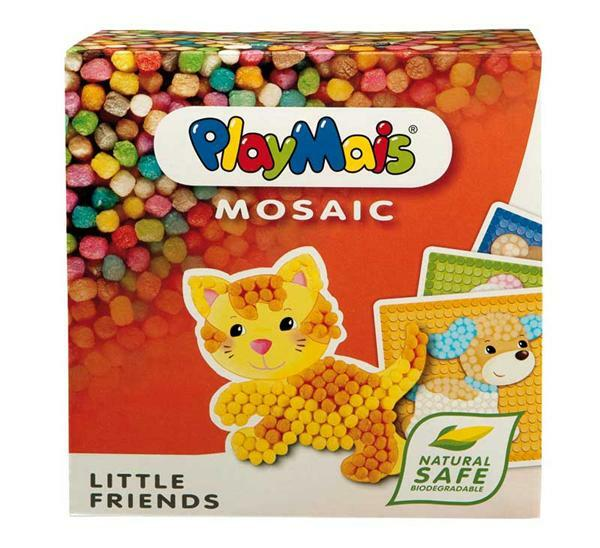 PlayMais - Mosaic, little friends