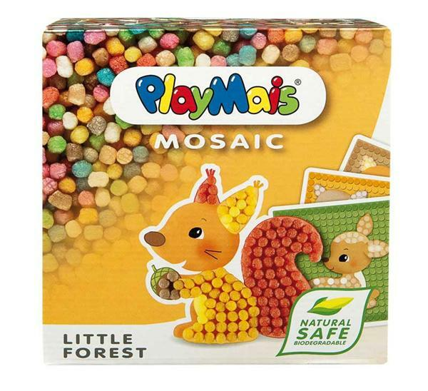 PlayMais - Mosaic, little forest