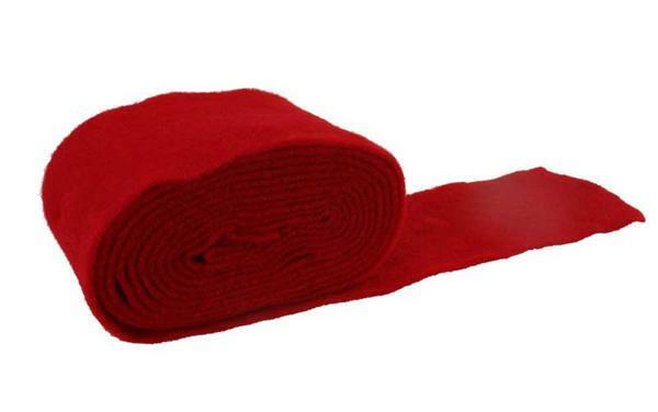 filzband 15 cm breit rot stoff seide garn wolle filzen filzvlies. Black Bedroom Furniture Sets. Home Design Ideas