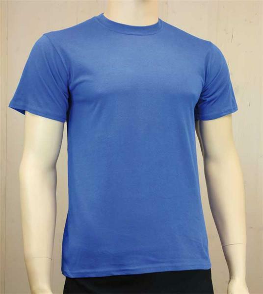 78f957021c48f5 T-Shirt Herren - blau
